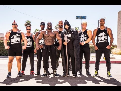 Kali Muscle - We Pumpin ft. CT Fletcher (Official Video)