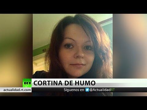 Confirman que Yulia Skripal ha sido dada de alta del hospital
