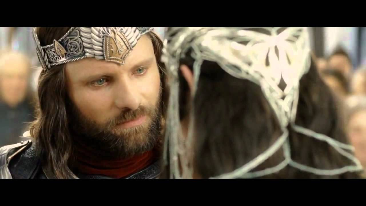 Download The Lord Of The Rings - The Coronation Of Aragorn HD