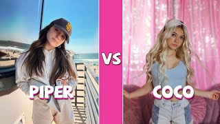 Piper Rockelle Vs Coco Quinn Tiktok Dance Battle MP3
