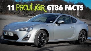 11 Impressive Toyota GT86 Facts You Need To Know