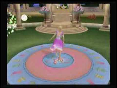 Odd gaming moments barbie in the 12 dancing princesses youtube - Barbie and the 12 princesses ...