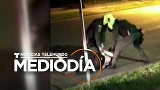 Protestas contra la violencia policial deja al menos 5 muertos en Colombia | Noticias Telemundo