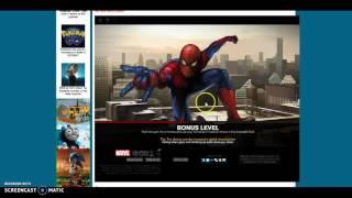 играем в spider man 3d по фильму