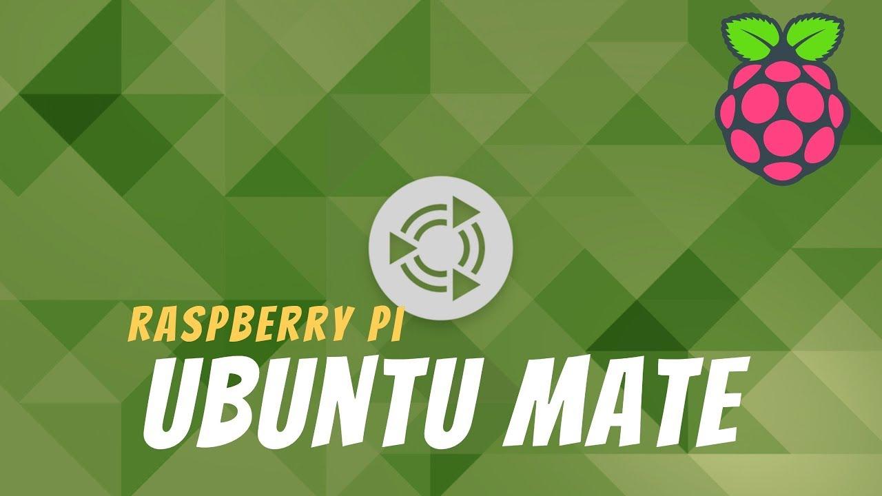 Ubuntu Mate on Raspberry Pi | Raspberry Pi 3B | Raspberry Pi Projects
