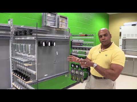 Georgia Piedmont Technical College (GPTC) Building Automation Instructional Lab