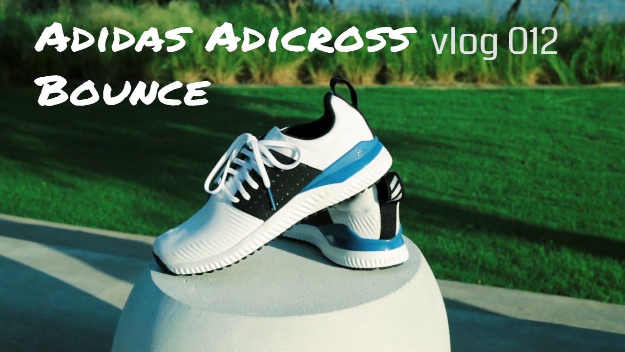 65491496a Adidas Adicross Bounce Golf Shoes    vlog 012 - YouTube