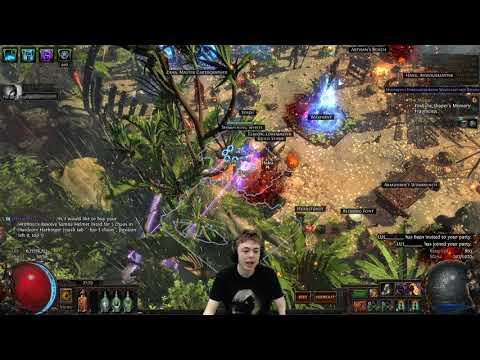 Poe Sire Of Shards Build