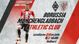 🔴 LIVE - Borussia Mönchengladbach 0-2 Athletic Club ⚽️ I Amistoso Video