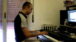 Superman Theme On Piano  ( John Williams )
