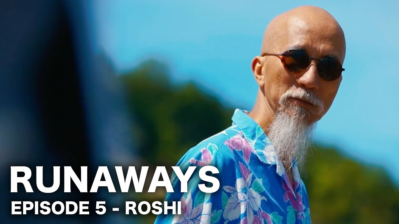 Dragon Ball: Runaways - Episode 5 - Roshi [Live Action Web Series]