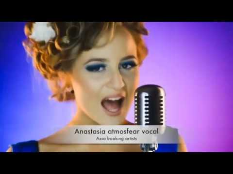 Singer Anatasia from Ukraine