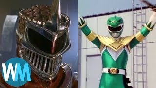 Top 10 Things We Want To See In A Power Rangers Movie