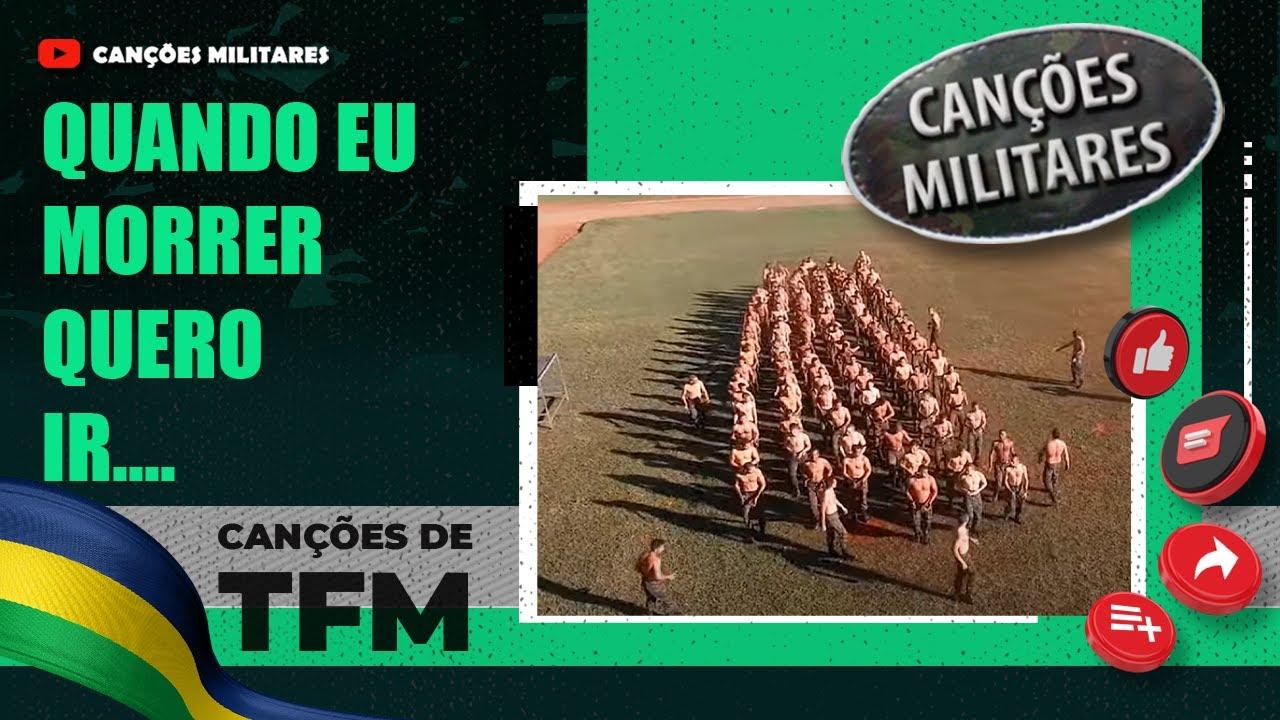 """Canção de TFM - """"QUANDO EU MORRER QUERO IR DE FAL E DE BERETTA"""""""