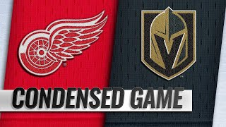 03/23/19 Condensed Game: Red Wings @ Golden Knights