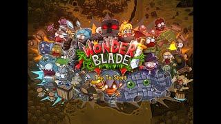 [APP] 手機遊戲 Wonder Blade gameplay 遊戲影片 (iOS)