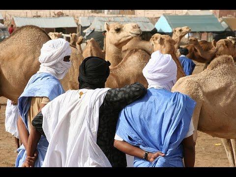 Город Нуакшот! столица Мавритании!! Nouakchott! the capital of Mauritania !!