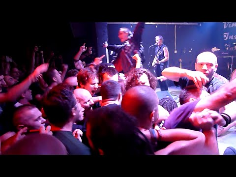 JELLO BIAFRA - Holiday in Cambodia - Zagreb - Vintage Industrial Bar 28.08.2015
