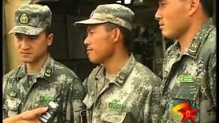 """谁是终极英雄 """"尖兵-2010""""北京军区基础训练比武竞赛之装甲驾驶专业"""