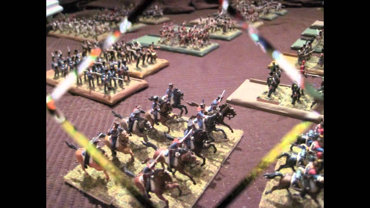 Borodino Wargaming In 172 Miniatures YouTube