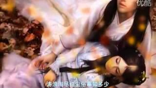 沧海一声笑 --最强女声董贞版 Chinese song  music
