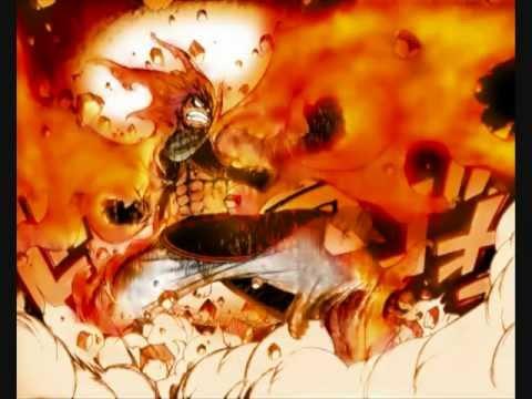 Fairy Tail Natsu Theme Song