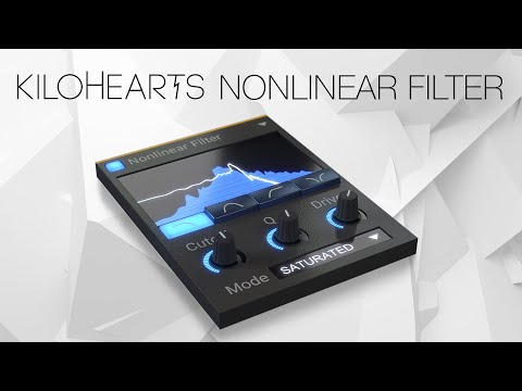 Introducing Nonlinear Filter
