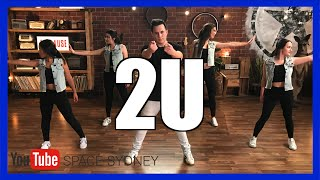 2U - David Guetta ft. Justin Bieber Dance Choreography