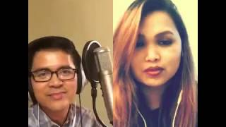 CHATMATE KO duet with Chino Romero and Jackie Pajo Ortega