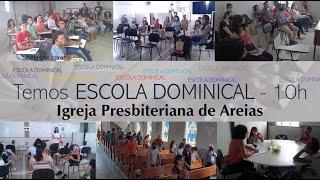IP Areias  - EBD| 10h00 | 09-05-2021