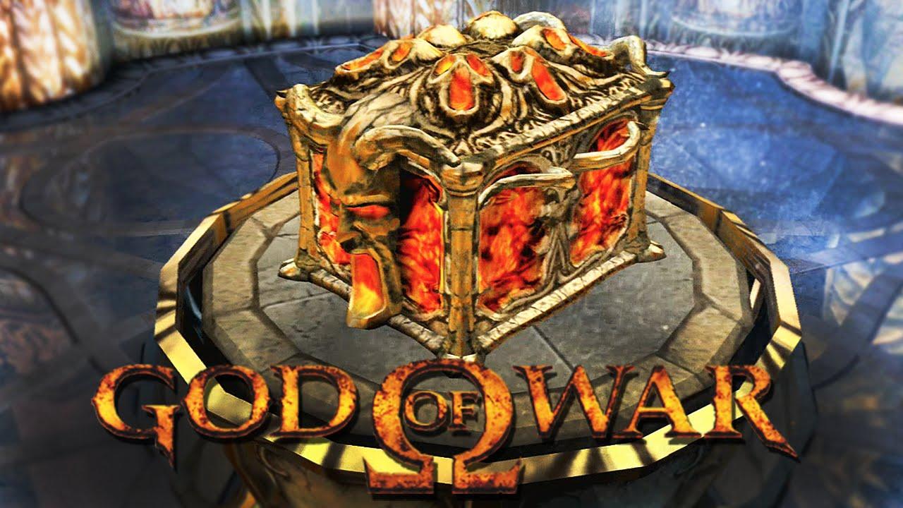 anillo de pandora god of war