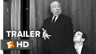 Hitchcock/Truffaut Official Trailer 1 (2015) - Wes Anderson, Olivier Assayas Movie HD