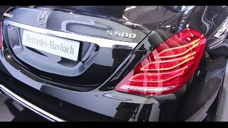 İstanbul Autoshow 2015 - Maybach S500