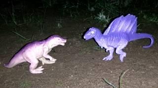 Шоу динозавров. Эпизод первый