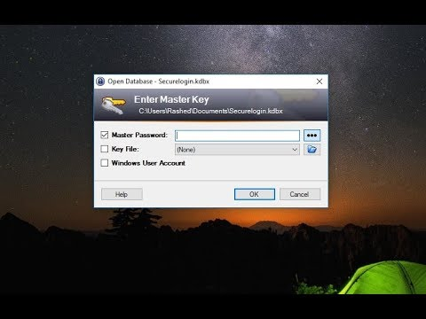 How To Control Your Online Password In Bangla With Keepass
