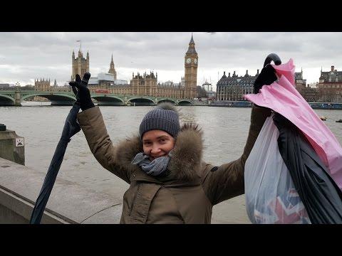 ЛОНДОН /// ВЫХОДНЫЕ В ЛОНДОНЕ /// как сэкономить, что посмотреть и купить??? /// Weekend in London