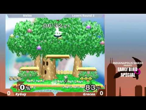 Early Bird Special - Melee Singles