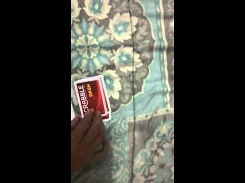 Scrabble Dash Instrucciones