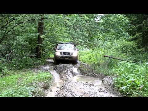 Лесное заозерье 2015 Nissan Pathfinder Offroadlife4*4
