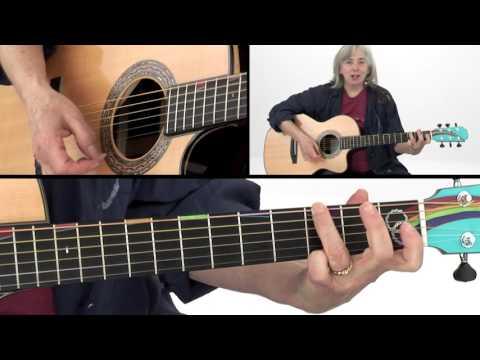 30 Acoustic Americana Licks - Lick #1 Easy G Vamp - Cathy Fink