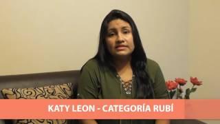 KATHY LEON - CATEGORÍA RUBI