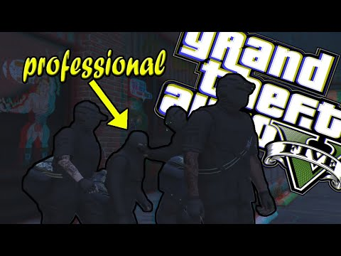 GTA 5 | Funny Moments | WE ARE PROFESSIONALS!