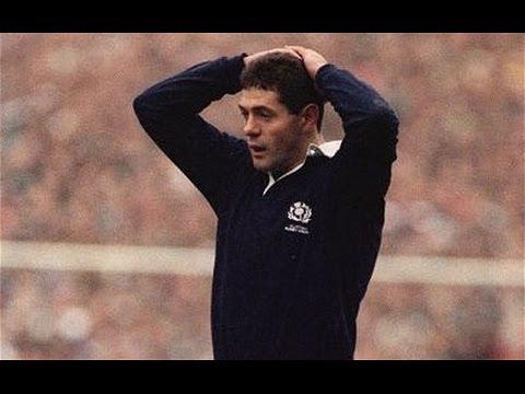 Gavin Hastings choke vs England 1991