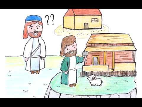 兒童聖經故事 12. 善良的鄰居 | Doovi