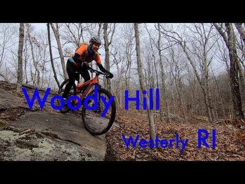 A Taste Of Woody Hill While On The Mountain Bike