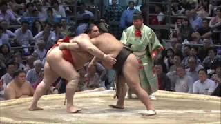 Sumo -Nagoya Basho 2018 Day 10, July 17th -大相撲名古屋場所 2018年 10日目