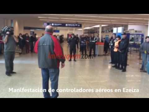 Volar en Argentina no es seguro, sostienen los controladores aéreos