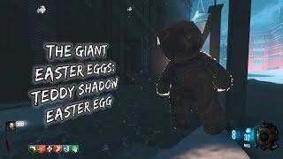 THE GIANT Easter Eggs: Teddy Shadow Easter Egg