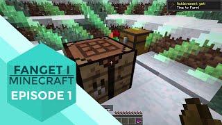 Fanget i Minecraft - Episode 1