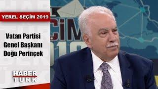 Yerel Seçim 2019 - 23 Mart 2019 (Vatan Partisi Genel Başkanı Doğu Perinçek)
